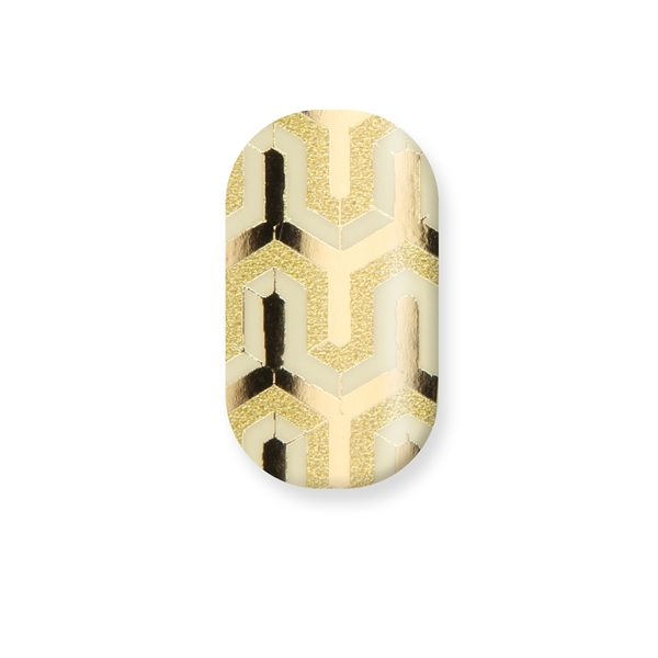 chrome nail, nail art, gold,, white, nana